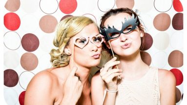 average photo booth rental costs